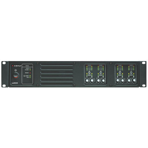 Ashly NE8250 Network Enabled 8-Channel Amplifier
