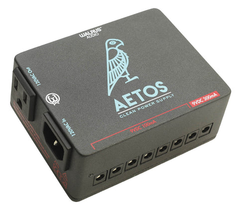 Walrus Audio AETOS (8-OUTPUT) POWER SUPPLY (120V - 230V)