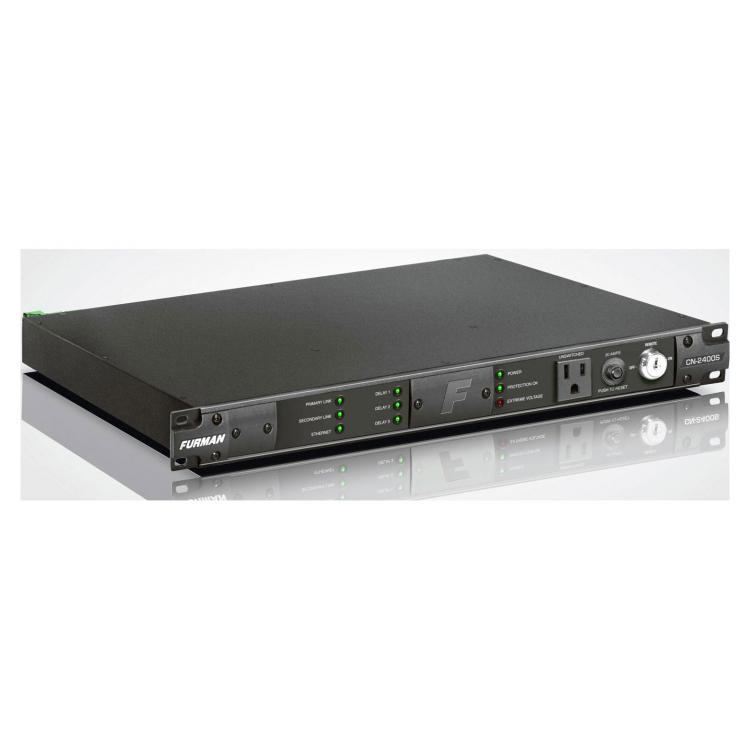 Furman CN-2400S 20A SmartSequencing Power Conditioner