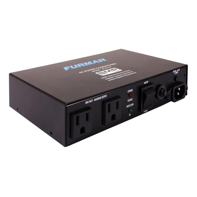 Furman AC-215A 15A Two Outlet Power Conditioner