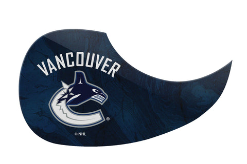 Woodrow Vancouver Canucks Pickguard