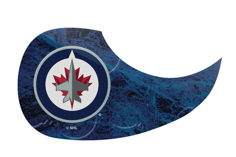 Woodrow Winnipeg Jets Pickguard