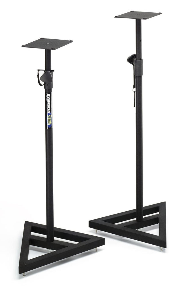 Samson MS200 – Heavy Duty Studio Monitor Stands