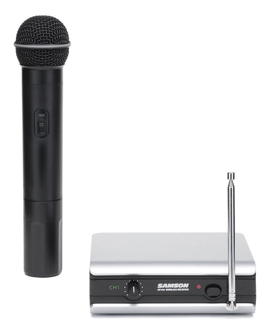 Samson Stage SW166SHT6U-20  V166 Handheld Wireless System - Ch 20