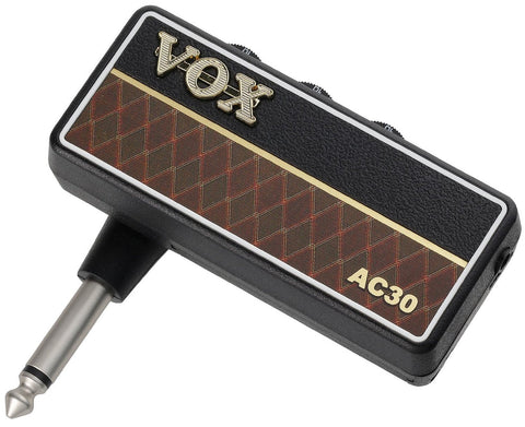 VOX AP2AC amPlug2 AC30 G2 Guitar Headphone