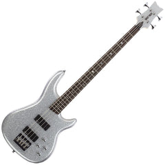 Daisy Rock DR6772 Rock Candy Bass Guitar, Diamond Sparkle