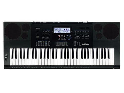 Casio CTK-6200 61-Key Portable Keyboard