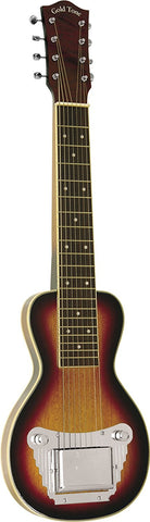 Gold Tone LS-8 Lap Steel Guitar (Eight String, Two Tone Tobacco)