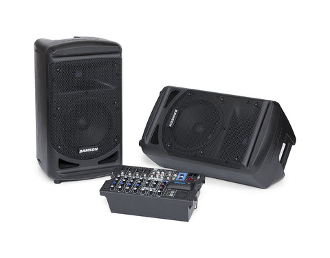 Samson Expedition XP800 Portable 800-Watt Bluetooth PA System