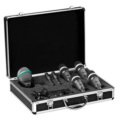 AKG Drum Set Concert 1 Instrument Microphones - Audioride