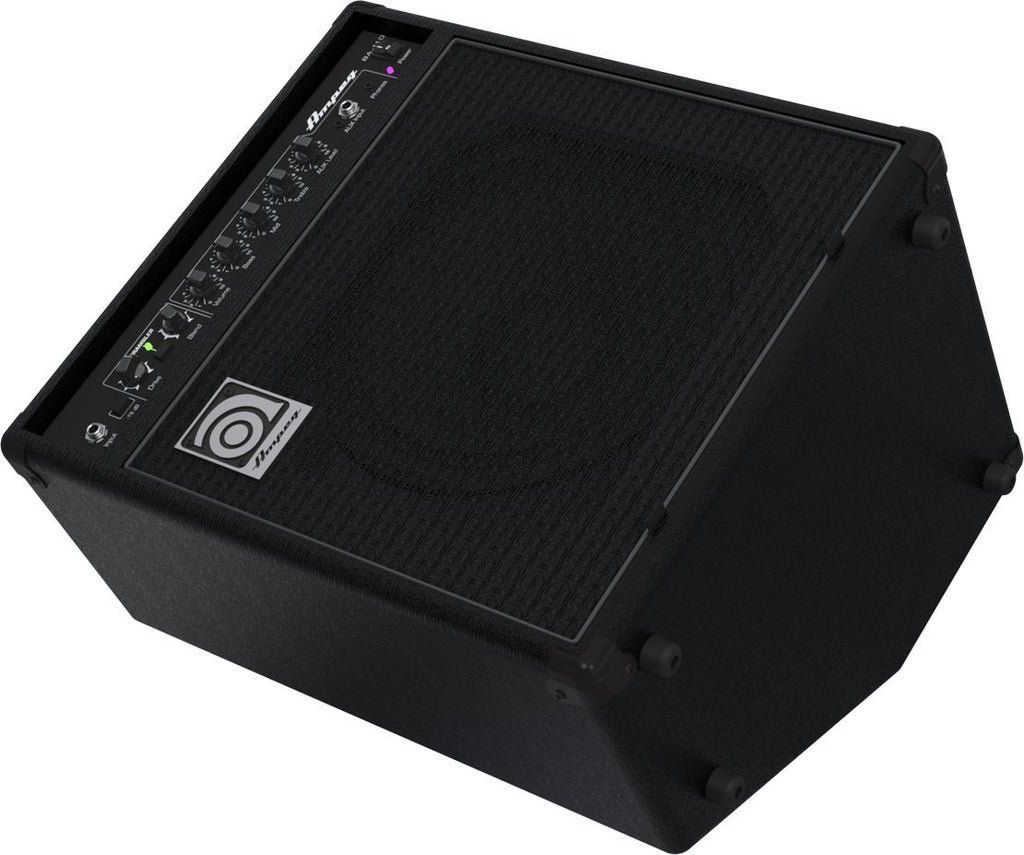 "Ampeg BA110V2 40w 1x10"" Bass Guitar Combo Amplifier with Scrambler - Black"