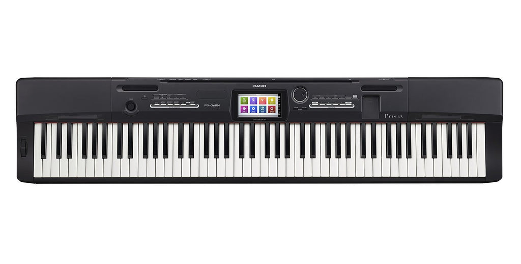 Casio PX360 Portable Digital Piano    - Audioride
