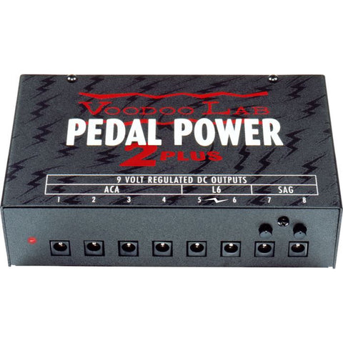 Voodoo Lab PP Pedal Power 2 Plus Power Supply