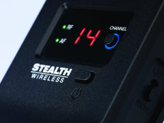 Alto Professional Stealth Wireless Stereo Wireless System for Active Loudspeakers - Audioride