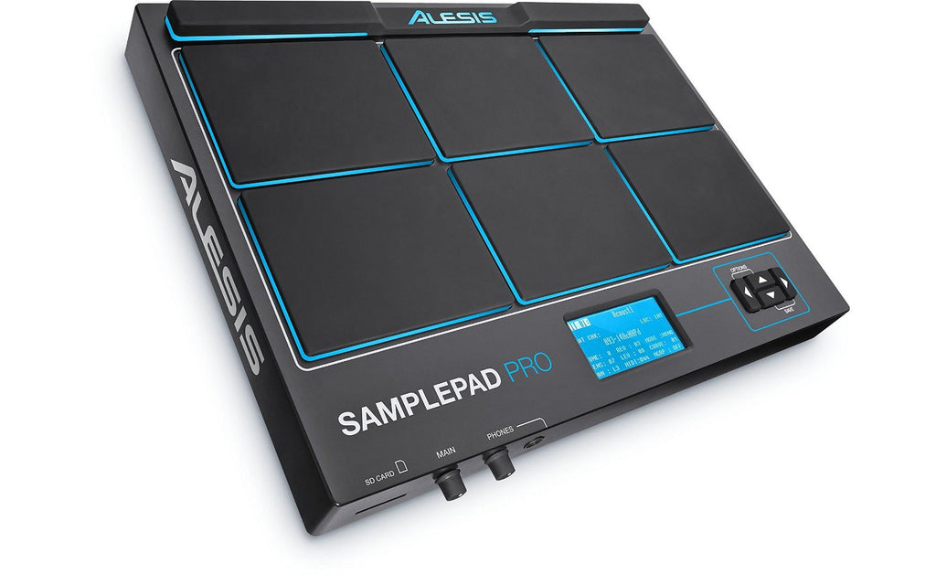 Alesis SamplePad Pro Multi-Pad with Onboard Sound Storage - Audioride