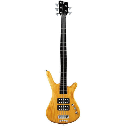 Warwick Rockbass Corvette $$ 5 String Passive Electric Bass Guitar