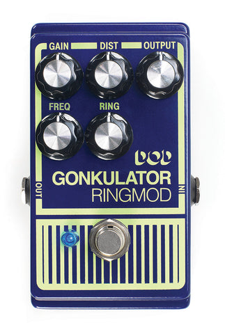Digitech DOD-Gonkulator EQ Effects Pedal