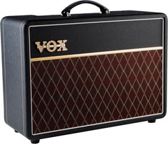 "Vox AC10C1 10-watt 1-Channel All-Tube 1x10"" Guitar Combo Amplifier with EQ"