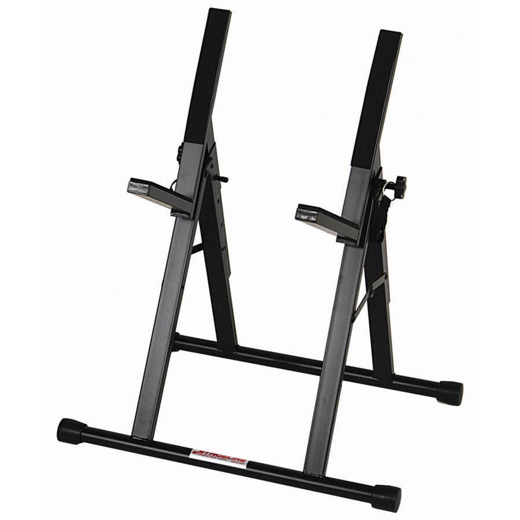 Stageline AS5 Adjustable Amplifier Stand - Black