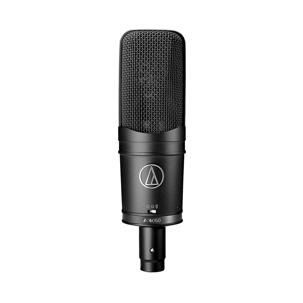 Audio-Technica AT4050 Multi-Pattern Studio Condenser Microphone