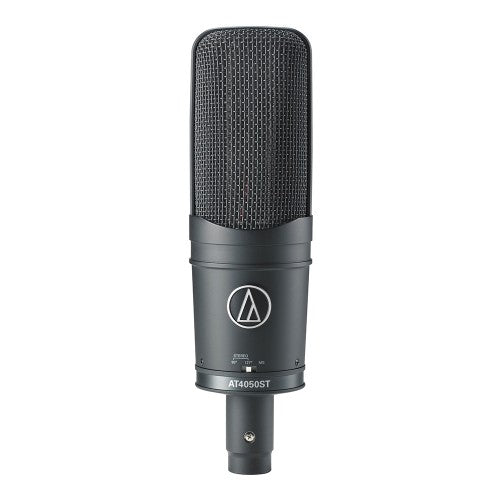 Audio-Technica AT4050ST Stereo Condenser Microphone with Shockmount