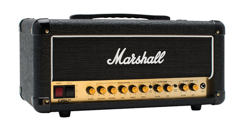 Marshall DSL20HR 20-watt Tube Guitar Amp Head