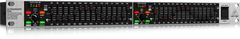 Behringer Ultragraph Pro FBQ1502HD High-Definition 15-Band Stereo Graphic Equalizer with FBQ Feedback Detection System