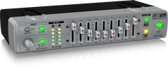 Behringer Mini FBQ FBQ800 Ultra-Compact 9-Band Graphic Equalizer with FBQ