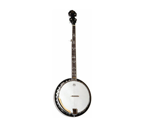 JB Player JB550-A-U 5-String Banjo Acoustic Guitar