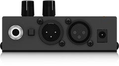Behringer MA400 Micromon Ultra-Compact Monitor Headphone Amplifier with 15Hz-25 kHz Bandwidth and 2 kOhms Input Impedance