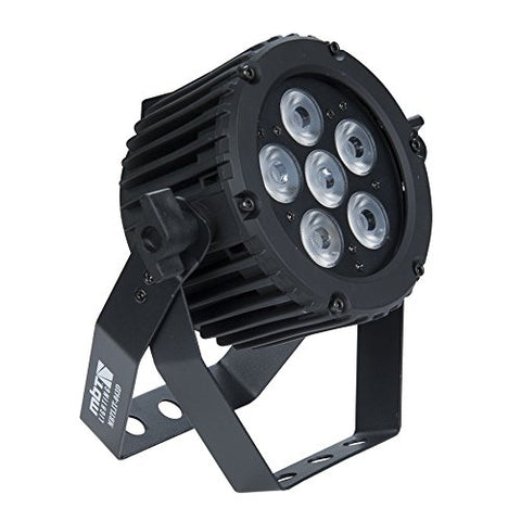 MBT MBTLIT-043D Magikpar 6 2-in-1 White Amber LED DJ Stage Light