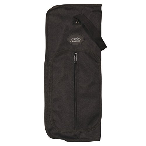MBT MBTSTICKBAG Durable Nylon Exterior Pocket Drumstick Bag - Black