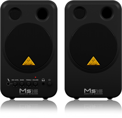 Behringer MS16 High-Performance/Active 16-Watt Personal Monitor System