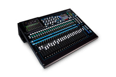 Allen & Heath Qu-24C Chrome Edition 30-In/24-Out Digital Mixer