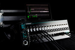 Allen & Heath AH-QU-SB Rack Mountable Digital Mixing System