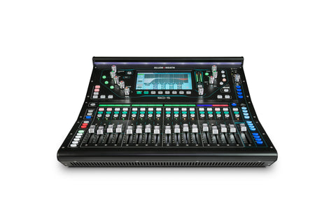 Allen & Heath SQ-5 48-Channel / 36-Bus Digital Mixer with 16+1 Motorized Faders