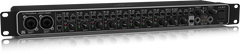 Behringer U-Phoria UMC1820 Audiophile 18x20 24-Bit/96 kHz USB Audio/MIDI Interface with MIDAS Mic Preamplifiers