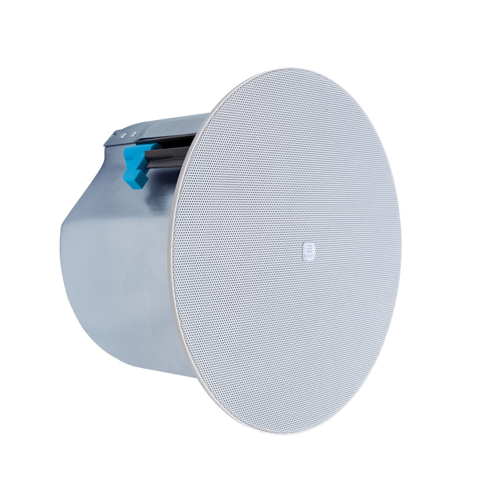 "Apart Audio CM60DTD 6.5"" Two-Way Thin Edge Ceiling Loudspeaker with Shallow Back Can"