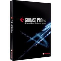 Steinberg Cubase Pro 9.5 (Academic Edition)
