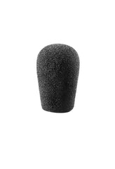 Audio-Technica AT8159 Small Egg-Shaped Foam Windscreen - Black