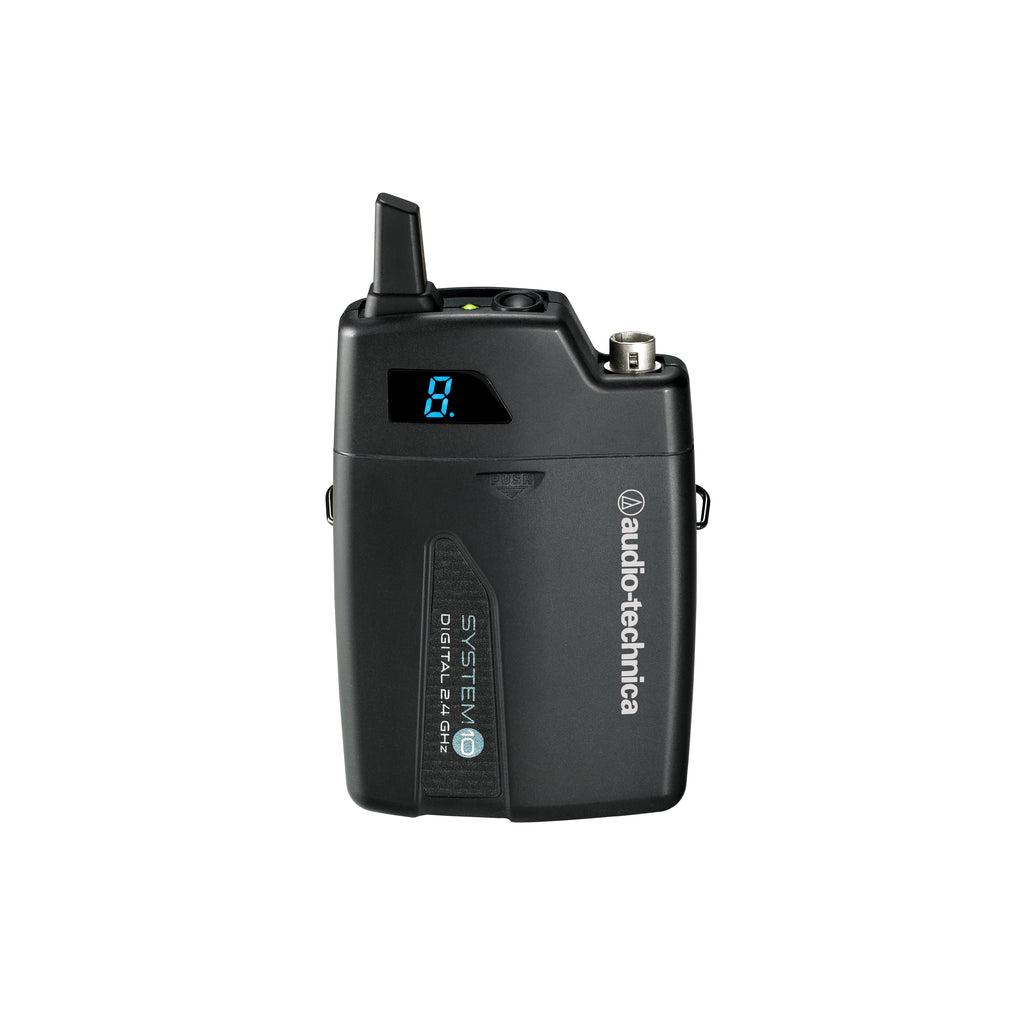Audio-Technica ATW-T1001 System 10 Digital UniPak Transmitter