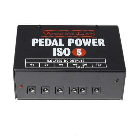Voodoo Lab PI Pedal Power ISO-5 Power Supply