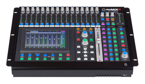 Ashly DIGIMIX18 18-Channel Digital Mixing Console