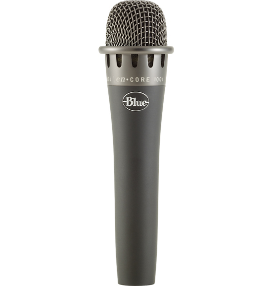 Blue Microphones enCORE 100i Dynamic Live Instrument Mic 5156 - Audioride
