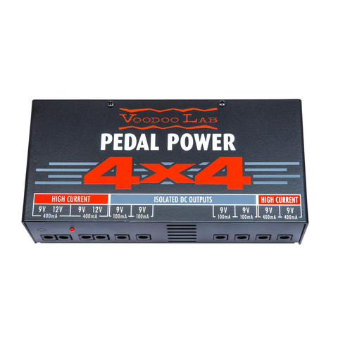Voodoo Lab P44 Pedal Power 4x4 Isolated Power Supply
