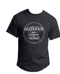 Audioride Mixer T-Shirt (Grey) - Men's XL - Audioride