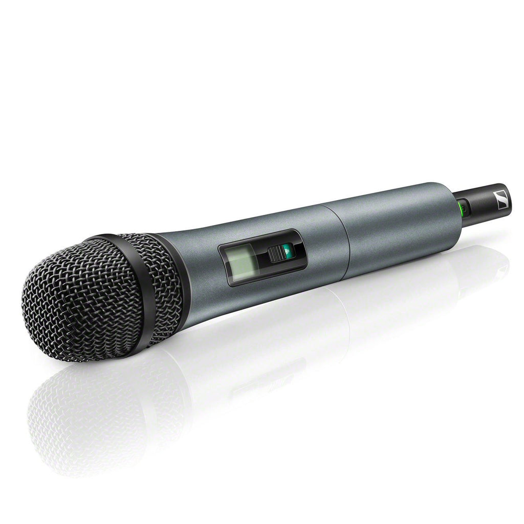 Sennheiser XSW 1-835-A UHF Vocal Set with e835 Dynamic Microphone (A:548 to 572 MHz)