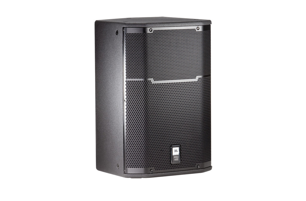 "JBL PRX415M 15"" 2-Way Stage Monitor and Loudspeaker System - Black"