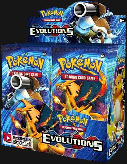 The Last XY Set: Evolutions Will Be Here Soon!