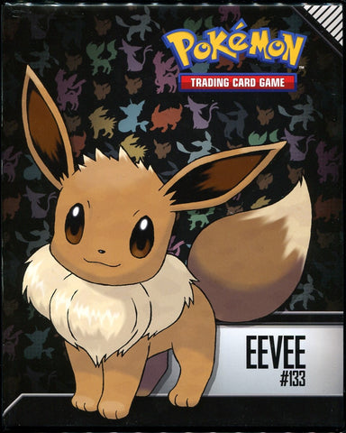 Eevee 4-Pocket PortfolioPokemon Card SingleGotta Collect 'Em All! Pokemon